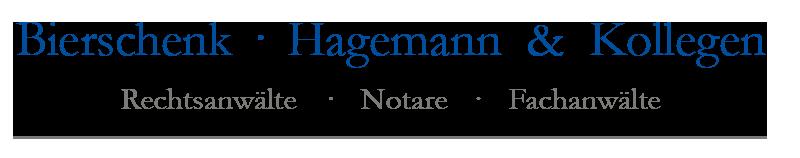 Bierschenk ∙ Hagemann & Kollegen Logo